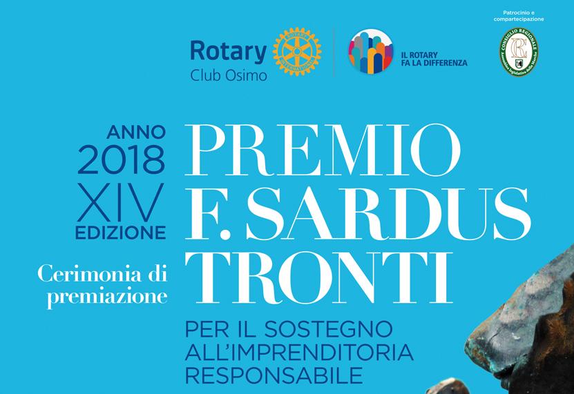 XIV Premio F. Sardus Tronti