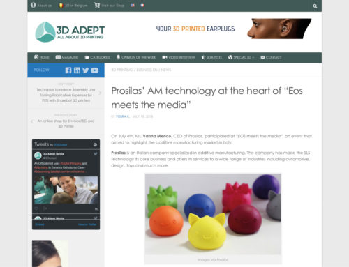 3D Adept talk about us