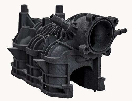 PA6 e SLS: alte prestazioni per produzione e prototipazione
